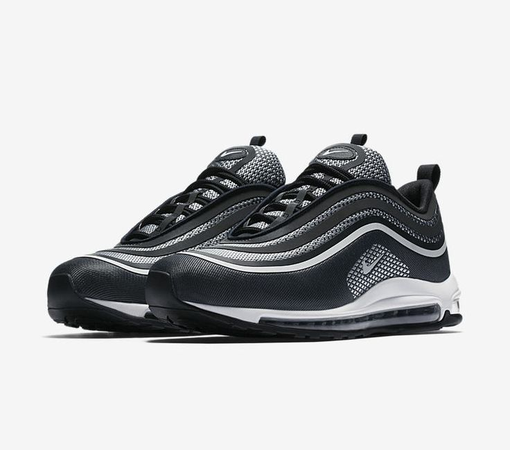 Best Sneakers : Nike Air Max 97 Ultra Black Anthracite-3 - #Sneakers https