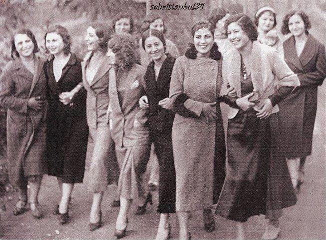 Cumhuriyet dönemi kadınları