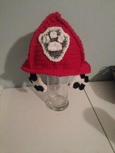 Ravelry: KimmyIsRad's Marshall from Paw Patrol Hat