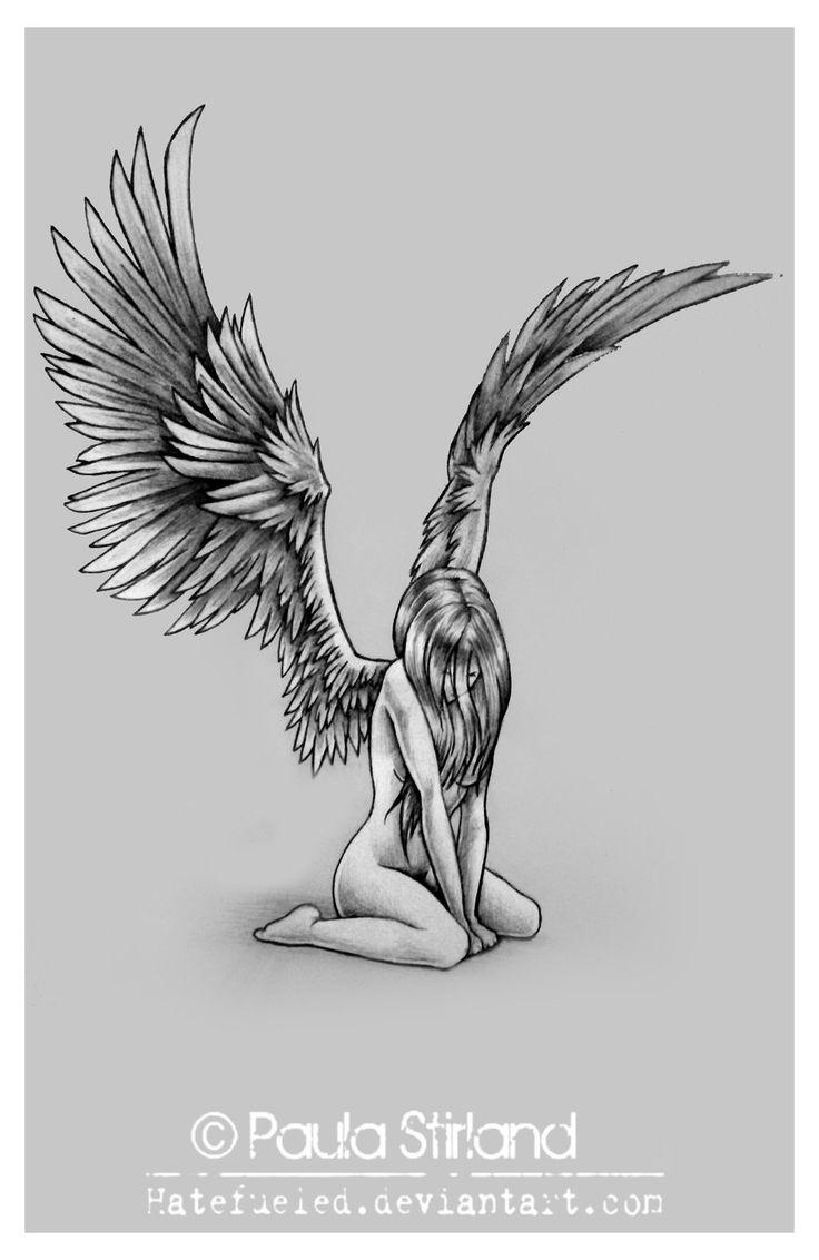 sad fairy with key tattoo - Google Search
