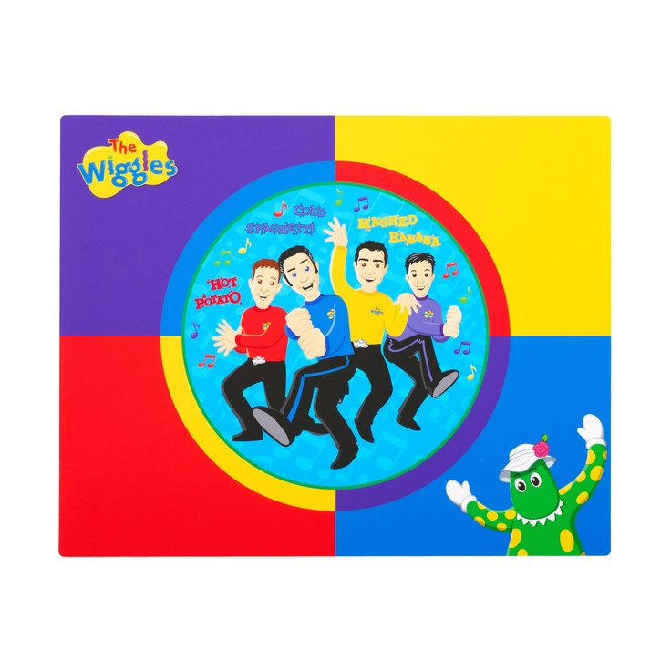 The Wiggles Birthday Party Placemat