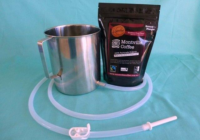 Ripulire Fegato e Colon con il clistere di caffè. Benefici e Procedura