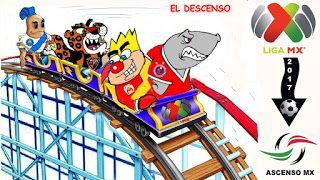 Blog de palma2mex : LIGA MX Los 4 equipos que luchan por no descender