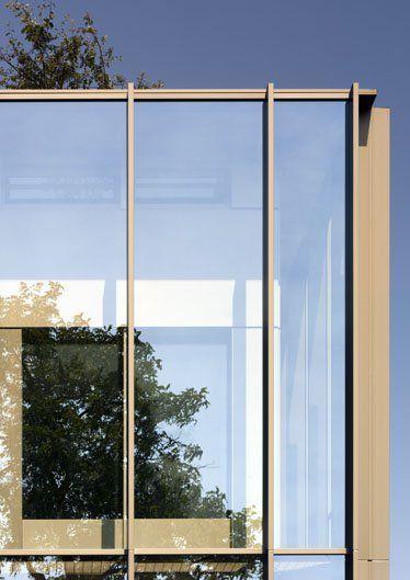 British Embassy | Tony Fretton Architects | redchalksketch