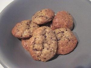 biscotti al cioccolato Dukan