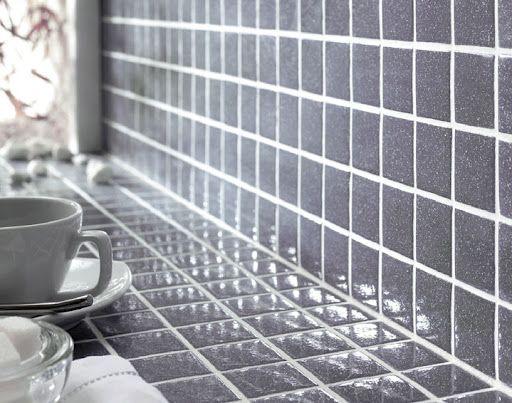 31 best cocinas de gresite glass mosaic and kitchens - Gresite para cocinas ...