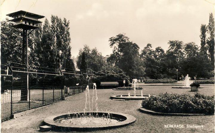 Stadspark Kerkrade....hertenpark