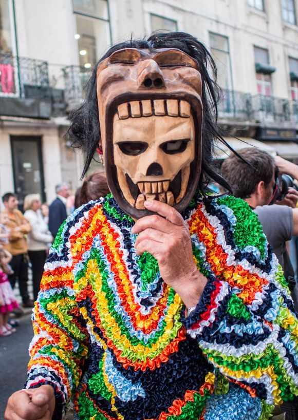 International Iberian Mask Festival