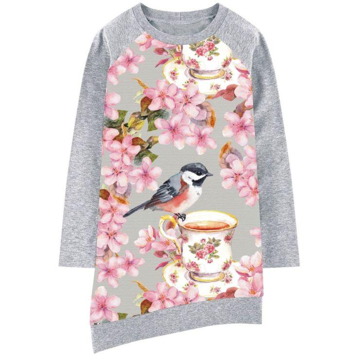 Goedkope Meisje jurk Lange mouw Meisjes Jurken Print Kinderen Designer Kids 2017 Kleding Meisje kleding Casual nieuwe Mode Kids, koop Kwaliteit jurken rechtstreeks van Leveranciers van China: