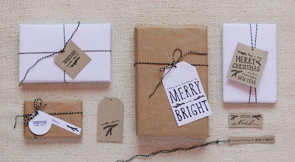 Free Christmas Printable Gift Tags | next to nicx