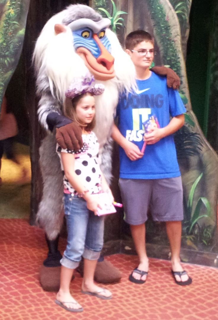 154 best meet greet images on pinterest disney characters rafiki meet and greet at the animal kingdom kristyandbryce Images