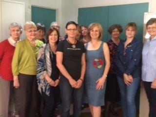 Workshop at The Australian Sewing Guild Bendigo.