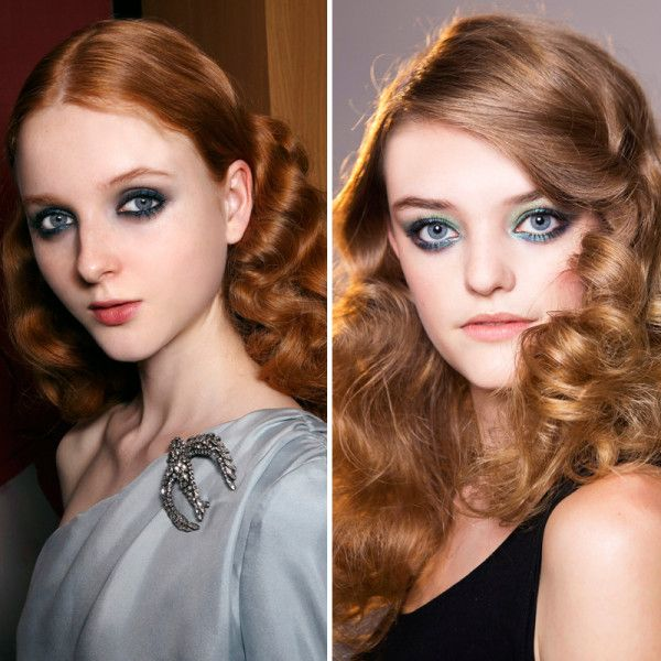 Glamorous Evening Curls - Dramatic, glamorouscurls are back. Whether youopt fordisco-inspired volumeor '20s sleek waves, this evening look is perfect for the fast-approaching wedding season.