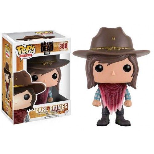 Funko Pop! Carl Grimes 388, TWD, The Walking Dead, TWD, AMC, Séries