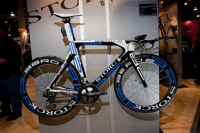 Storck Aero 2... The coolest TT bike... EVER.