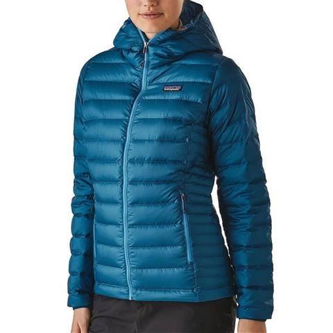Patagonia Women's Down Sweater Hoody Jacket - 800 Fill Power