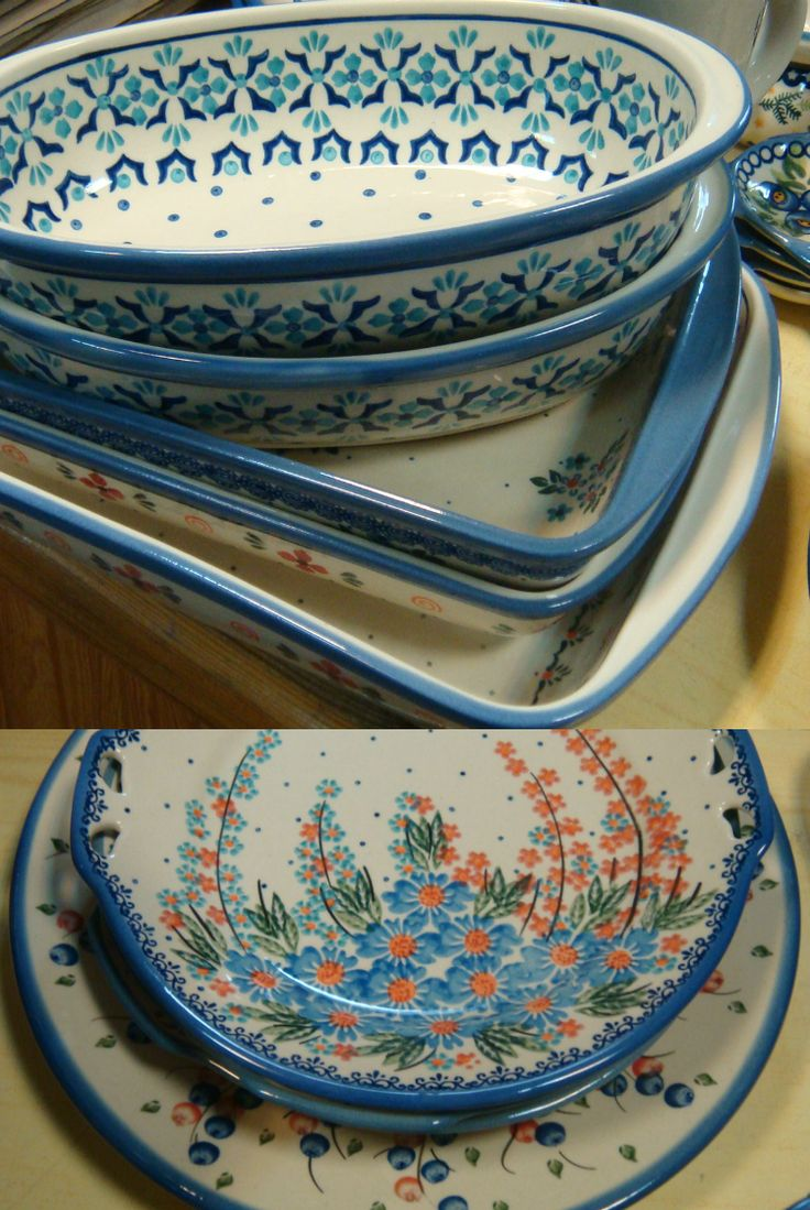 Polish Pottery. #polishpottery #pottery  #ceramics #boleslawiec #польскаякерамика #посударучнойработы #керамикаручнойработы #посуда ceramic | tableware | pottery | polish pottery | boleslawiec | посуда | керамическая посуда | польская керамика  | польская посуда | болеславская керамика | керамика