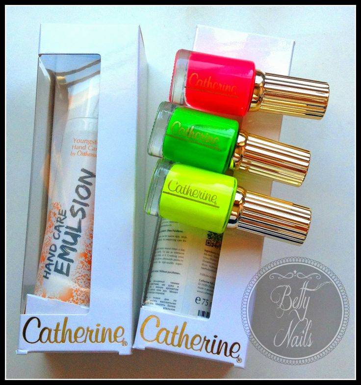 Betty Nails: Catherine - Hand Care [Review]
