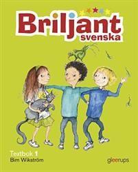 Briljant Svenska Textbok 1 inkl CD