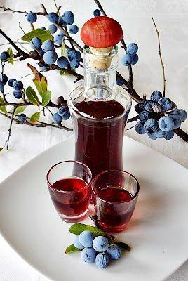 Liquore di Prugne Selvatiche | 2 Amiche in Cucina