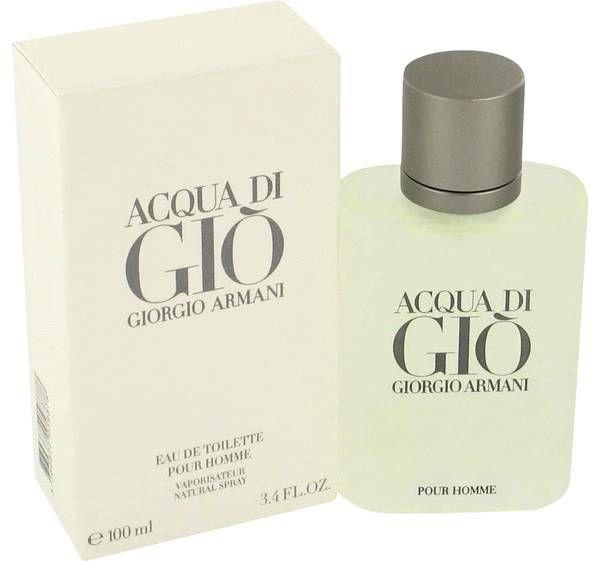 Acqua Di Gio by Giorgio Armani Cologne. Acqua di Gio cologne makes for the perfect finishing touch. Since its launch in 1996, this classic Giorgio Armani fragrance has been a favorite of many men across the globe.