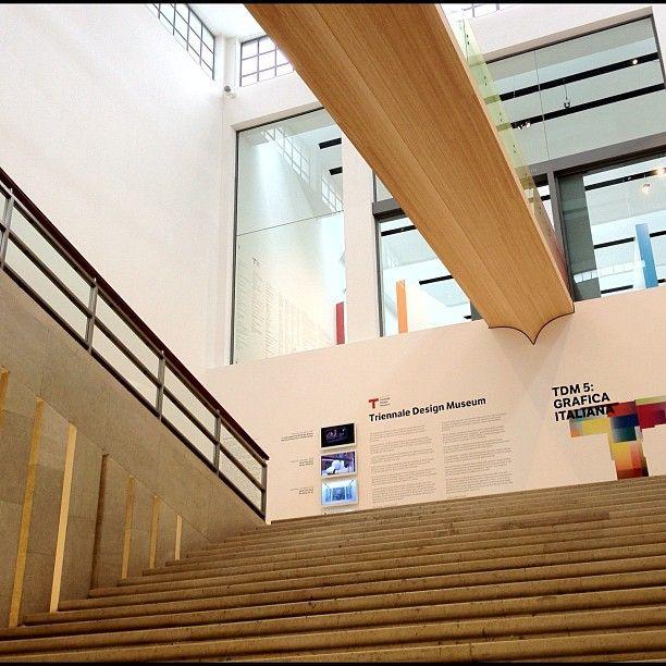 La Triennale di Milano ve městě Milano, Lombardia