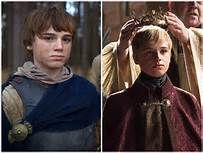 Martyn Lannister, played by Dean Charles Chapman, who later played King Tommen Baratheon
