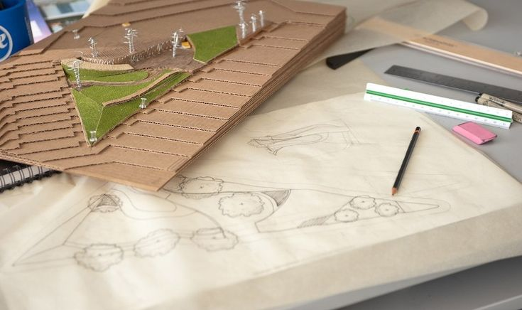 Importance of Line And Form In Landscape Design: #Architectural #CAD #Drafting (Continued) http://theaecassociates.com/articles/importance-of-line-and-form-in-landscape-design-architectural-cad-drafting-continued/