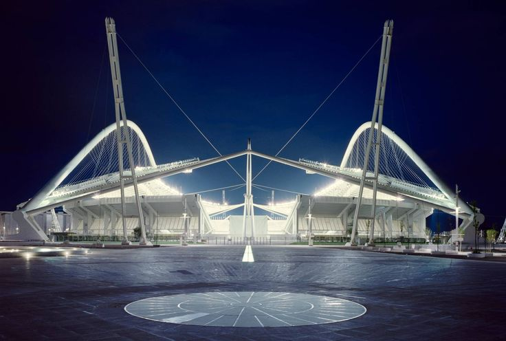 Olympic Stadium in #Athens, just a few minutes away from #CivitelHotels!