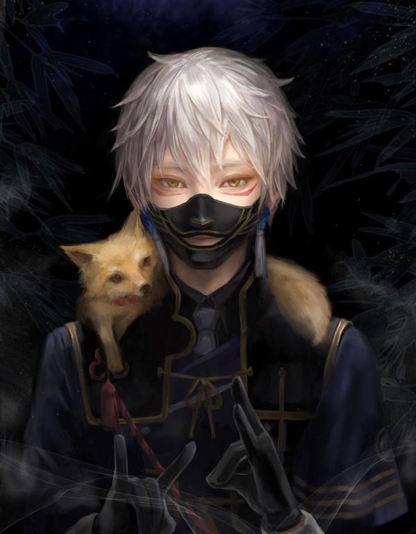 Nakigitsune // Touken Ranbu