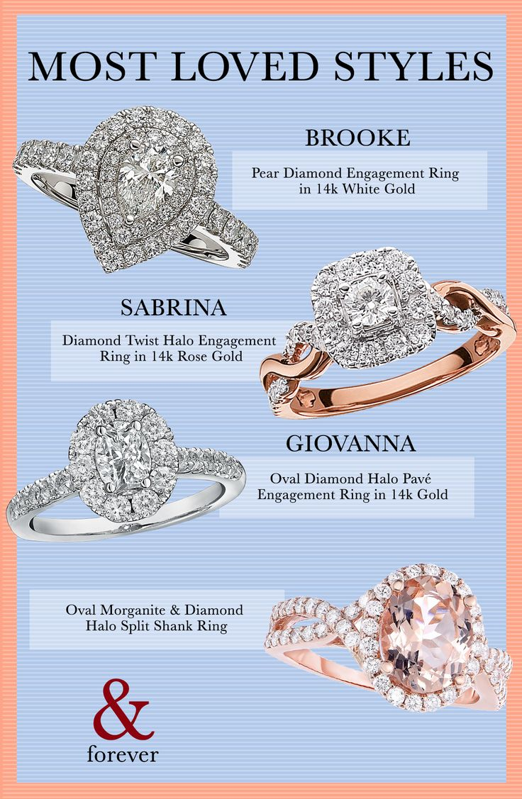 "For over 100 years, our jewelry stores have been helping couples create truly magical moments. Ask, ""Will you...?"" with a classic diamond solitaire engagement ring, morganite engagement ring, rose gold engagement rings, halo engagement rings and more! The result is a stylish appearance perfect for today's bride. You've discovered the person who has captured your heart, now let's find the ring together!"