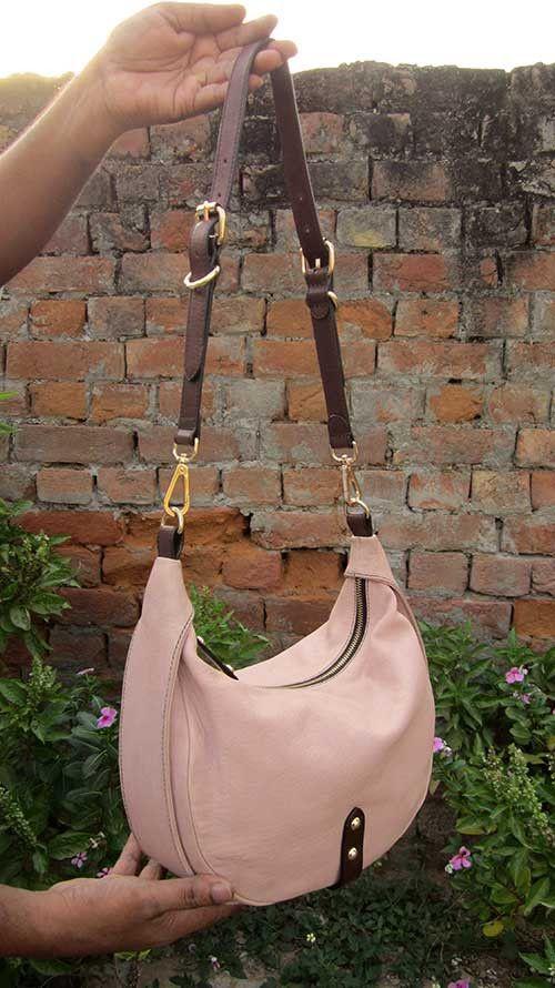Blossom Caro, Chiaroscuro, India, Pure Leather, Handbag, Bag, Workshop Made, Leather, Bags, Handmade, Artisanal, Leather Work, Leather Workshop, Fashion, Women's Fashion, Women's Accessories, Accessories, Handcrafted, Made In India, Chiaroscuro Bags - 2