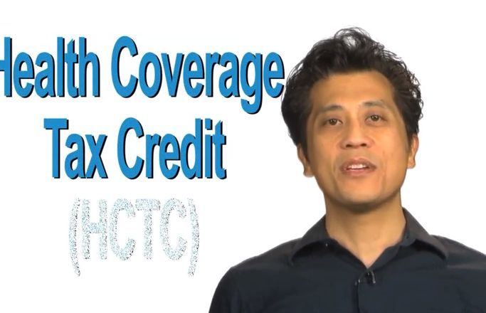 To see if you can claim the Health Coverage Tax Credit, watch this video or go to https://www.irs.gov/hctc