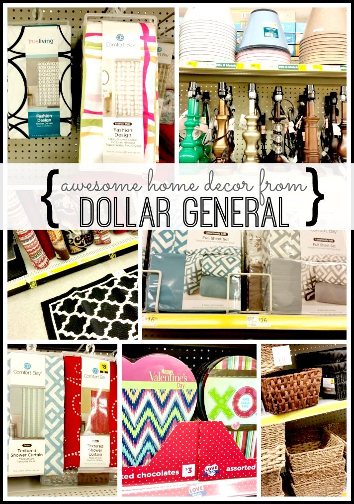 Home Decor Refresh Crafts Home and Dollar stores