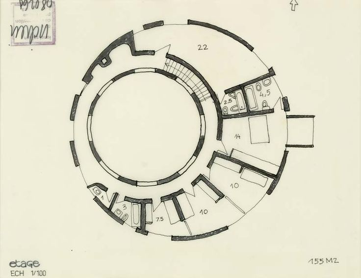 9 best circular images on pinterest architecture Circle house plans