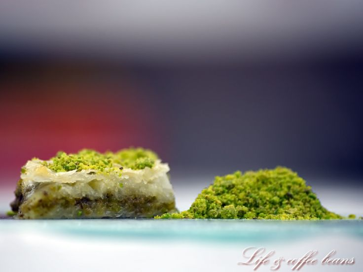 Pistachio baklava 2
