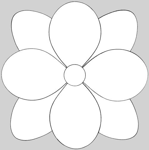 Mandala sencillo flor | Manualitats infants | Pinterest ...