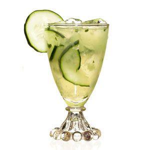 Cucumber Cooler Recipe   SAVEUR