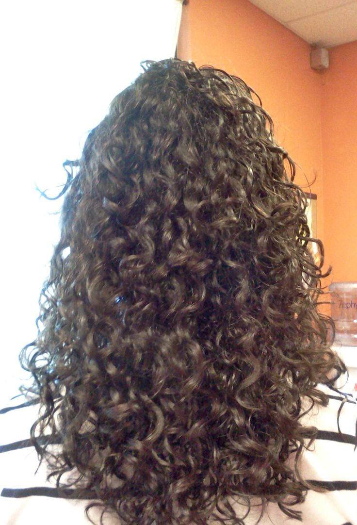 Would love for my curls to look like this