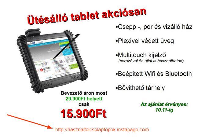 Használt #tabletek akciósan http://hasznaltolcsolaptopok.instapage.com/