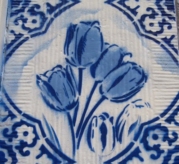 17 best images about tulip tattoo on pinterest delft for White heritage tattoos