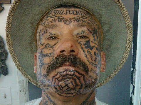 Mexican mafia hardest gangs gangster documentaries ross for Mexican prison tattoos