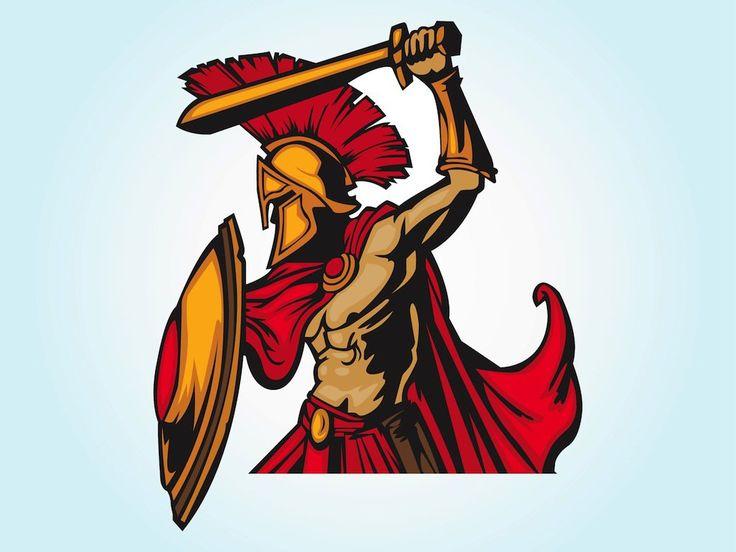 Spartalı Savaşçı