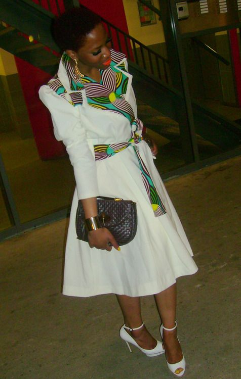 This Coat is Everything!  African Fashion www.2dayslook.com