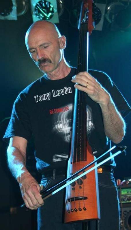 Tony Levin!!!