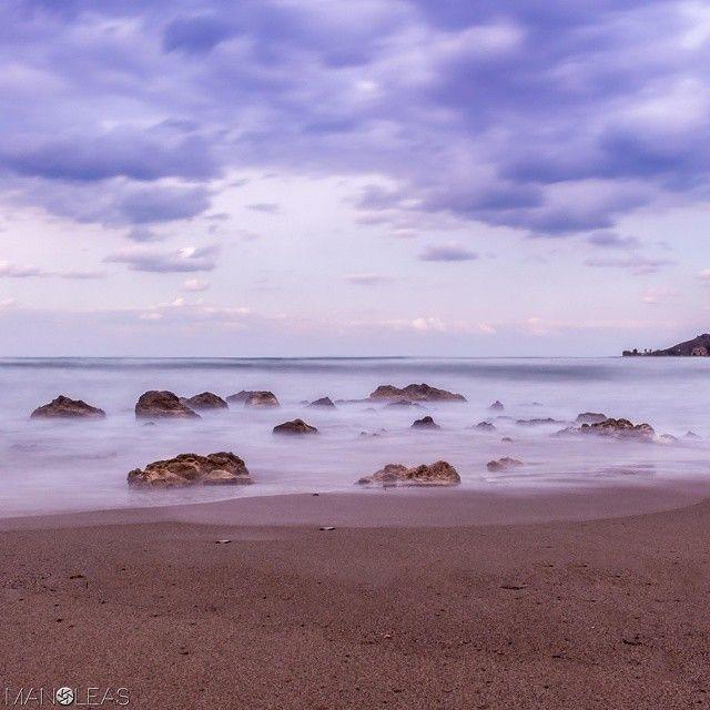 #Winter on the #Beach! #Rethymno #Crete Photo credits: @manoleas