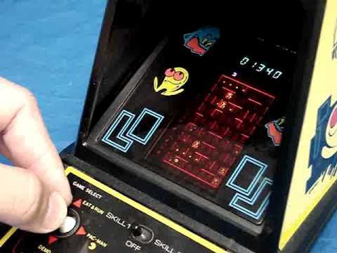 Coleco Tabletop Pac-man Game