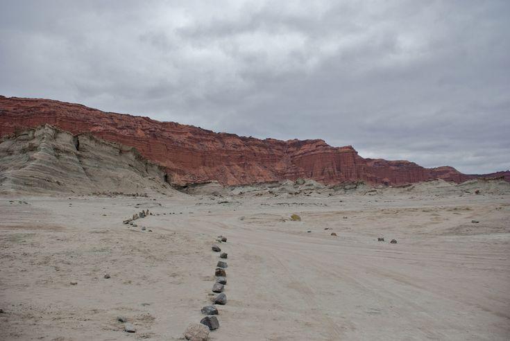 Lugares turisticos de Argentina Valle de la Luna