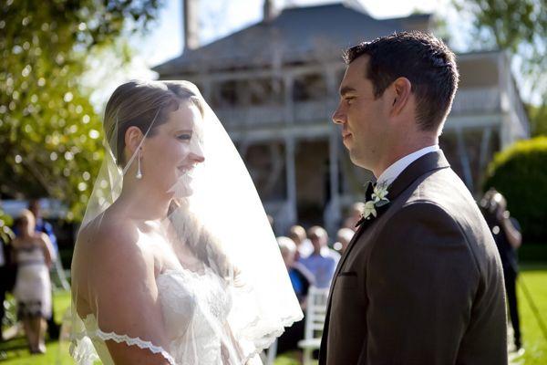 Amba and Chris's wedding at The Terrara House Nowra