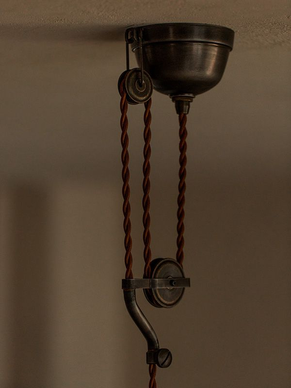 pulley(プーリー) ペンダント照明 商品詳細ページ 照明・インテリア雑貨 販売 flame